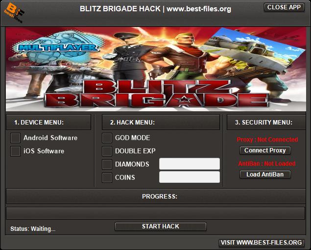 blitz brigade hack free diamonds